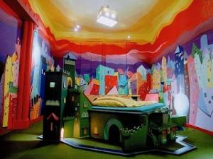 hyuk's room