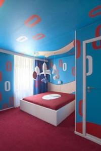 shin's room